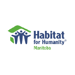 Habitat for Humanity manitoba allcity Exteriors Ltd
